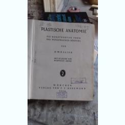 PLASTISCHE ANATOMIE - S. MOLLIER  (ANATOMIE PLASTICA)