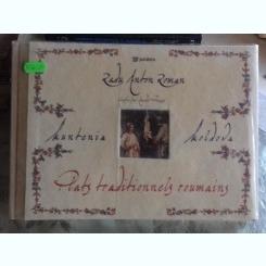 PLATS TRADITIONNELS ROUMAINS DE REGAT - RADU ANTON ROMAN (MANCARURI TRADITIONALE ROMANESTI)
