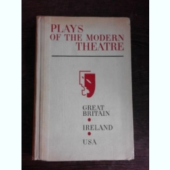 PLAYS OF THE MODERN THEATRE  (CARTE IN LIMBA ENGLEZA)