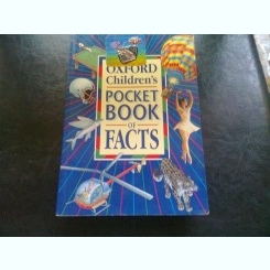 POCKET BOOKOF FACTS - OXFORD CHILDREN'S