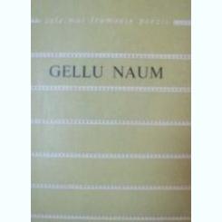 POEME ALESE - GELLU NAUM