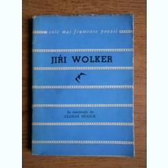 POEME - JIRI WOLKER