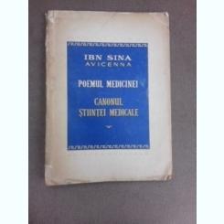 Poemul medicinei, canonul stiintei medicale, extrase - Abu Ali Ibn Sina