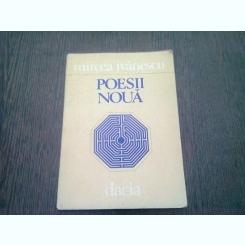 POESII NOUA - MIRCEA IVANESCU
