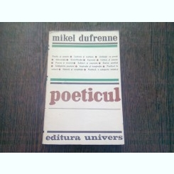 POETICUL - MIKEL DUFRENNE