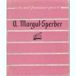 POEZII - A. MARGUL-SPERBER