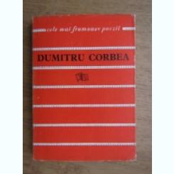 POEZII - DUMITRU CORBEA