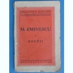 Poezii II - M. Eminescu