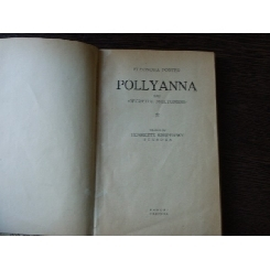 POLLYANNA - ELEONORA PORTER