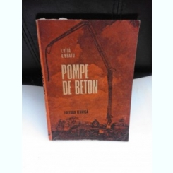 POMPE DE BETON - I. VITA