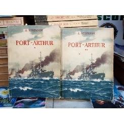 Port Arthur 2 volume , A. Stepanov , 1952