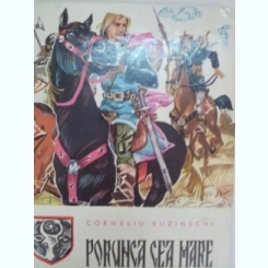 Porunca cea mare/Corneliu Buzinschi/ilustratii Kalab Francisc/1970