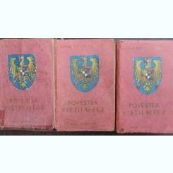 POVESTEA VIETII MELE-MARIA REGINA ROMANIEI   3 volume