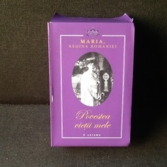 Povestea vietii mele - Regina Maria (3 volume)