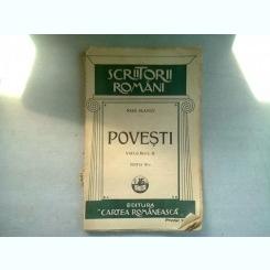 POVESTI - IOAN SLAVICI   vol.ii