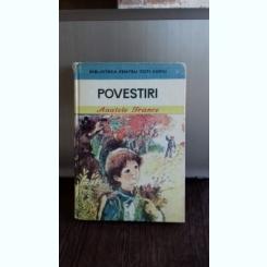 POVESTIRI - ANATOLE FRANCE