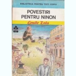 Povestiri pentru Ninon Emile Zola