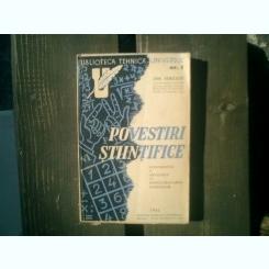 Povestiri stiintifice Conferinte si articole de popularizarea stiintelor - Ion Ionescu