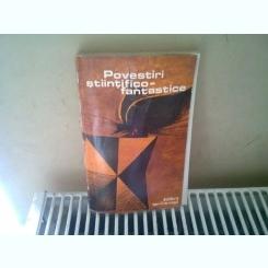 POVESTIRI STIINTIFICO FANTASTICE - ION HOBANA