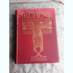 P.P. RUBENS - L'OEUVRE DU MAITRE  ALBUM