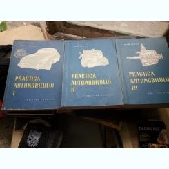 PRACTICA AUTOMOBILULUI DE PETRE CRISTEA, VOL I-III