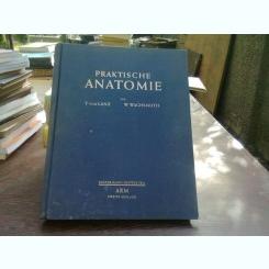 Praktische anatomie - T. von Lanz  (anatomie practica)