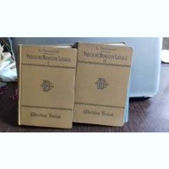 PRECIS DE MEDECINE LEGALE  - L. THOINOT   2 VOLUME   (MEDICINA LEGALA CORECTA)