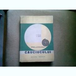 PRELUCRAREA CAUCIUCULUI - S. PINTILIE