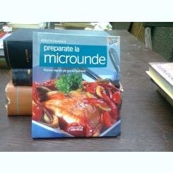 Preparate la microunde