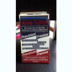PREVIZIUNI PREMISE - ALVIN TOFFLER
