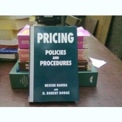 Pricing policies and procedures - Nessim Hanna  (Politici și proceduri de stabilire a prețurilor)