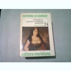 PRIMITIVII PICTURII ROMANESTI MODERNE - ANDREI CORNEA