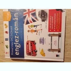 Primul meu Dictionar englez-roman, 7-11 ani