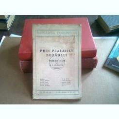PRIN PLAIURILE BUZAULUI-D.I. CRANGURI