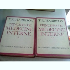 PRINCIPES DE MEDICINE INTERNE - T.R. HARRISON 2 VOLUME