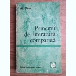 PRINCIPII DE LITERATURA COMPARATA - AL. DIMA