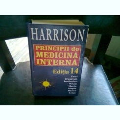PRINCIPII DE MEDICINA INTERNA - HARRISON