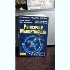 PRINCIPIILE MARKETINGULUI - PHILIP KOTLER