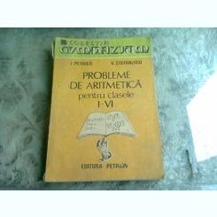 PROBLEME DE ARITMETICA PENTRU CLASELE I-VI-I. PETRICA-V.STEFANESCU
