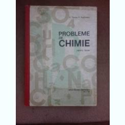 PROBLEME DE CHIMIE PENTRU LICEE - D. TANASE
