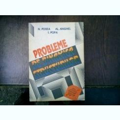 Probleme de dinamica structurilor - N. Posea, Al. Anghel, I. Popa