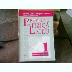 PROBLEME DE FIZICA PENTRU LICEU - GABRIELA CONE