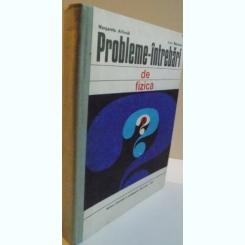 PROBLEME-INTREBARI DE FIZICA, 1972