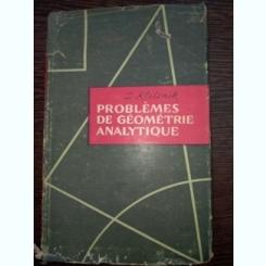Problemes de geometrie analytique - D. Kletenik