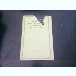 PROBLEMS AND EXERCISES IN INTEGRALS EQUATIONS - M. KRASNOV  (TEXT IN LIMBA ENGLEZA)