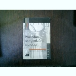 Procedura reorganizarii judiciare - Nicoleta Tandareanu