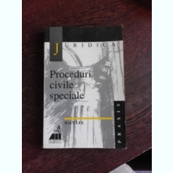 PROCEDURI CIVILE SPECIALE - IOAN LES