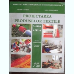 Proiectarea produselor textile - Floare Catalan