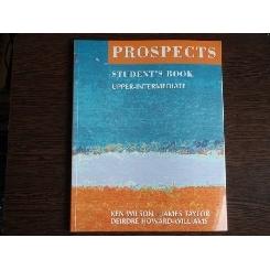 Prospects Student's Book Upper-Intermediate, Ken Wilson, James Taylor