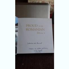 PROUD TO BE ROMANIAN - VOLUMUL 4  (MANDRI CA SUNTEM ROMANI)